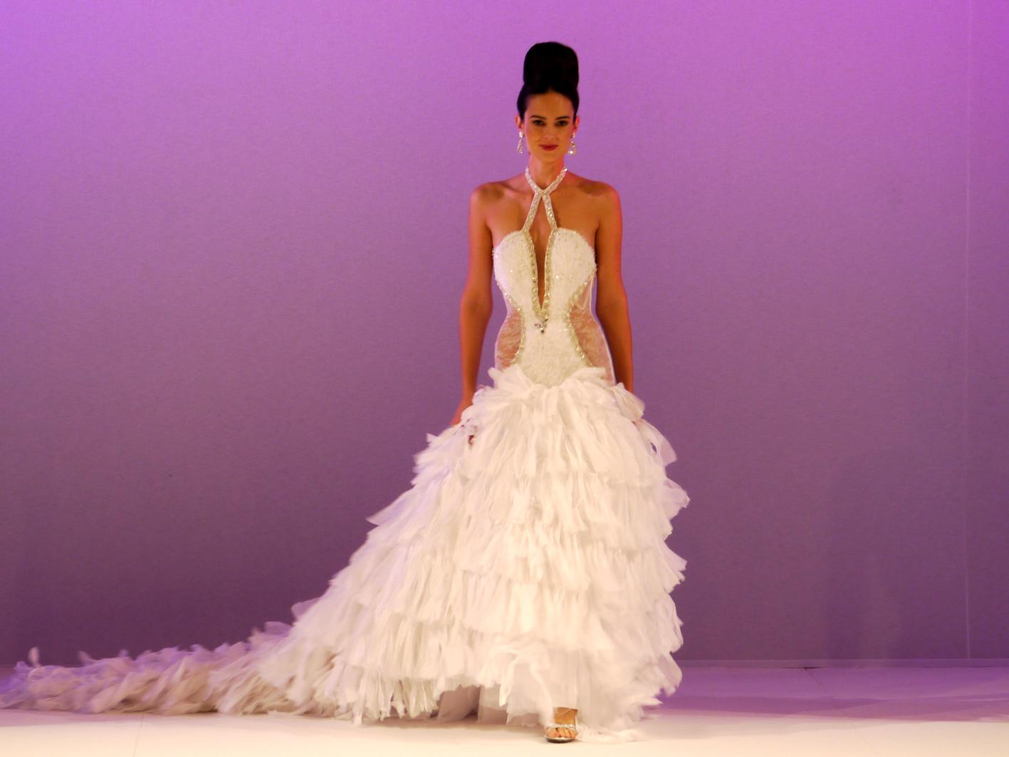 Hayari Couture Paris Caroussel du Louvvre défilé