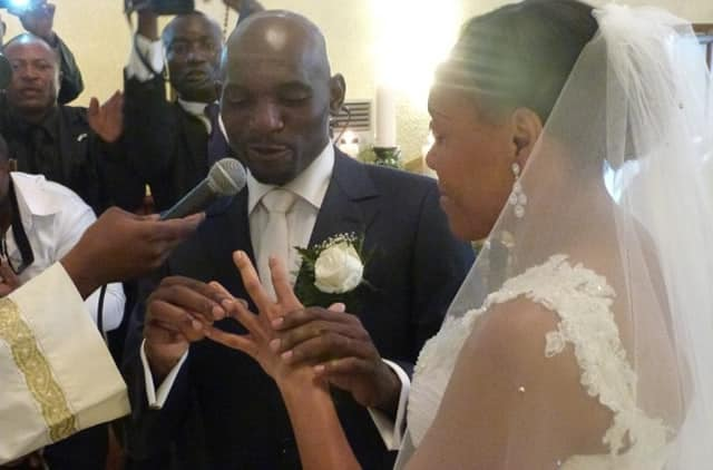 njitap mariage laure Hayari Paris Cameroun