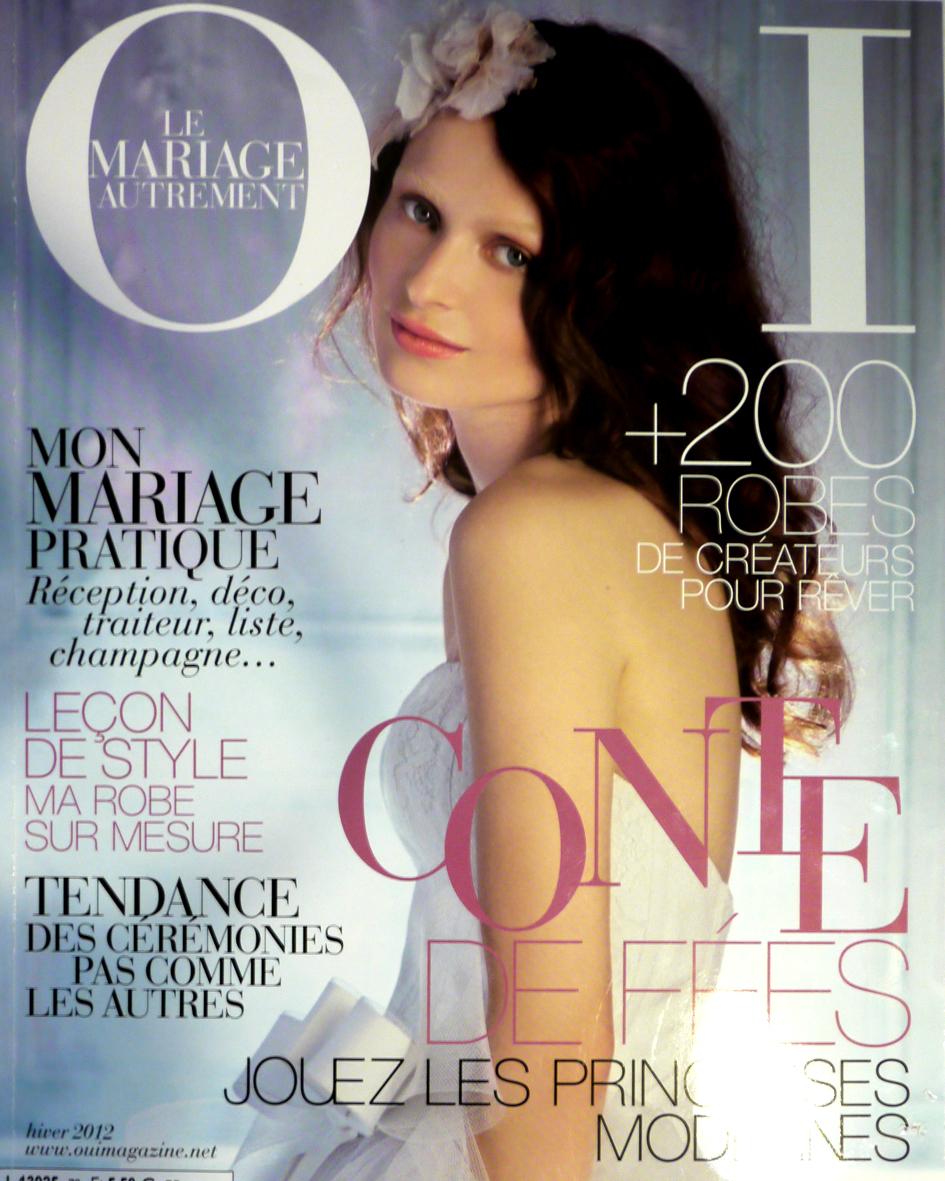 Hayari Mariage Oui Magazine