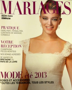 Hayari Mariages Marie Claire 2012