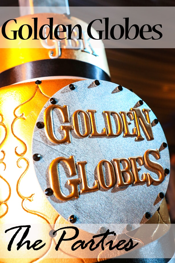 Golden Globes Parties
