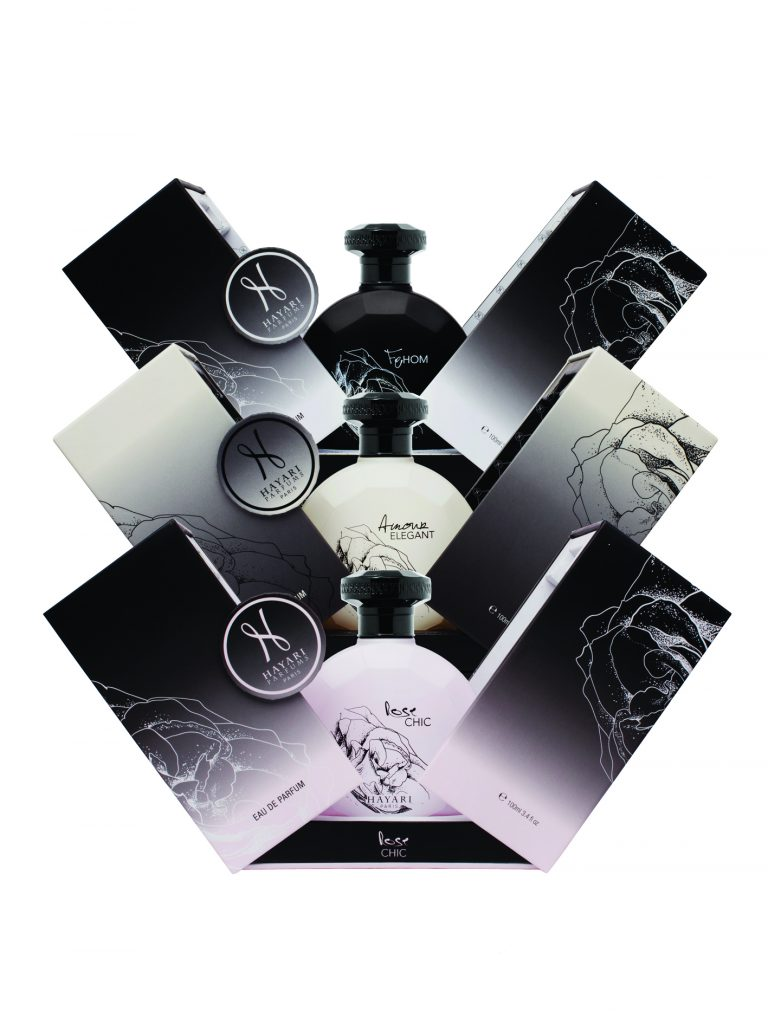 Hayari Parfums - Collection Rose