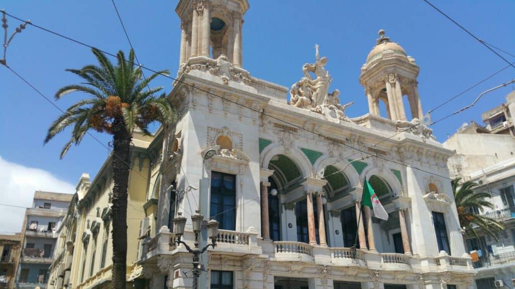 l'Opéra de Oran