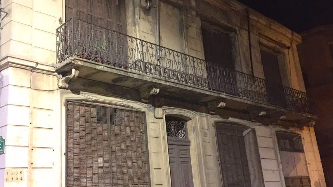 Maison de la famille Saint-Laurent à Oran