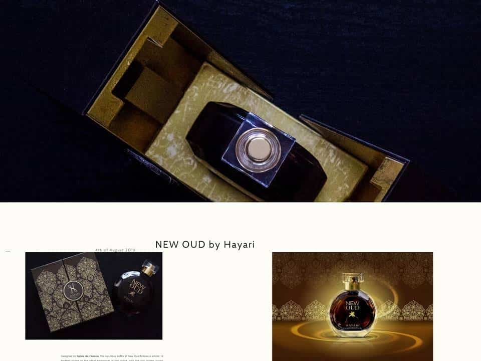 Hayari New Oud at Joshua's blog
