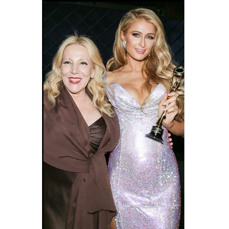 Paris Hilton Hollywood Beauty Awards hayari
