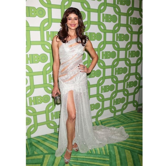 Pooja Emmys in hayari Couture