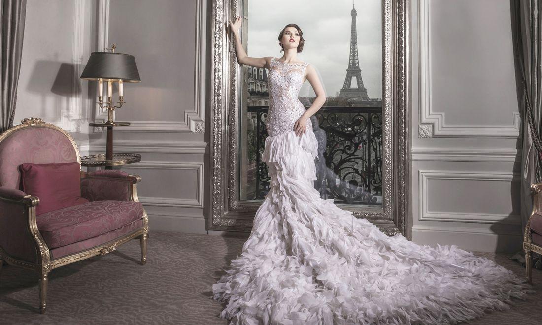 Robe Hayari Couture longue sur mesure